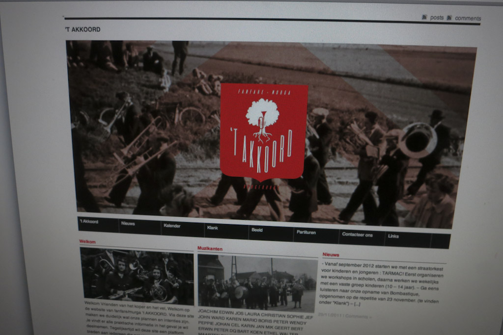 website | 't Akkoord