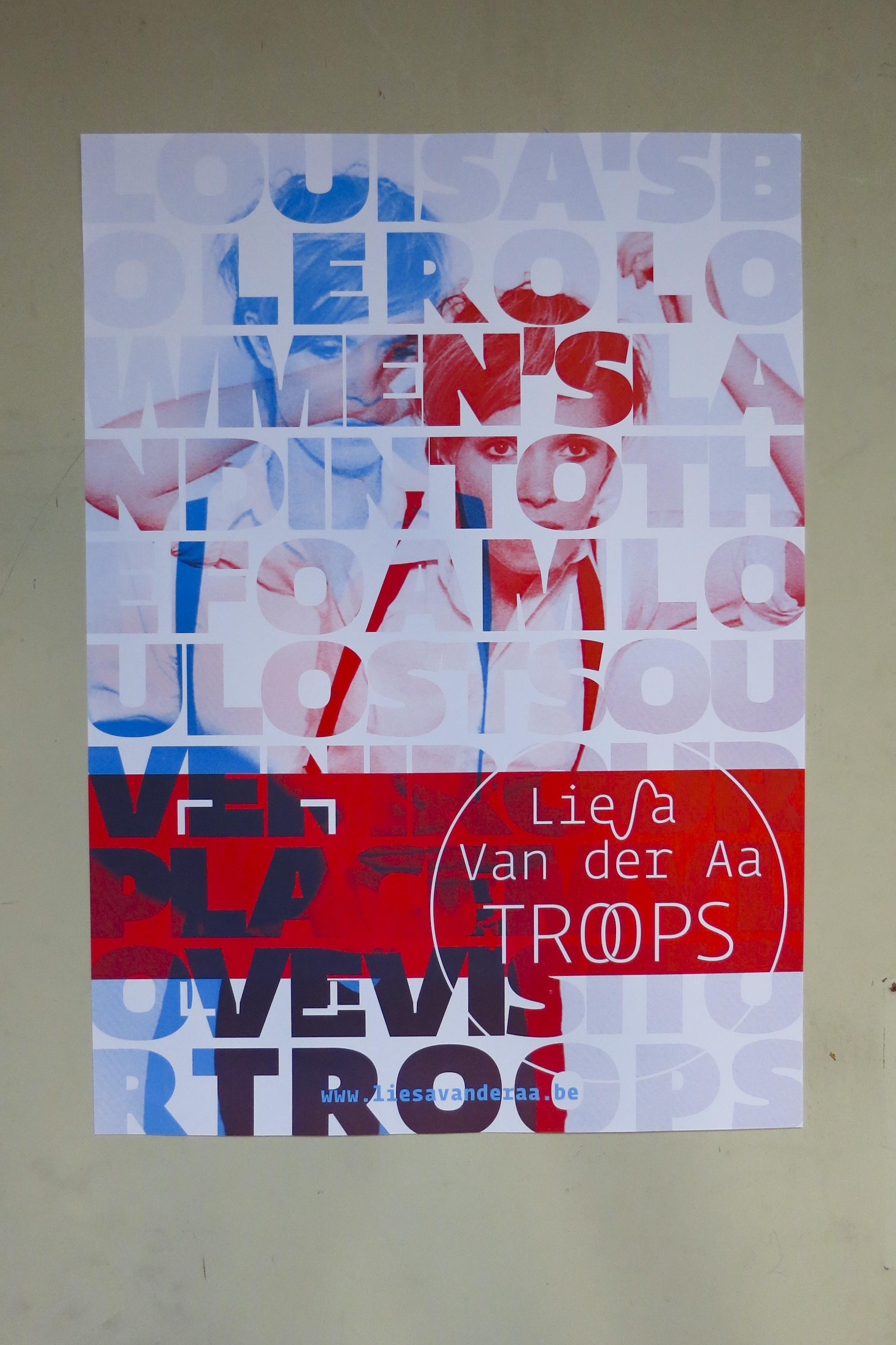 Afreux - Liesa van der Aa - troops-1