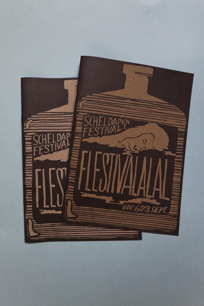 Festivaaalllaallal 2012 brochure | Scheld'apen
