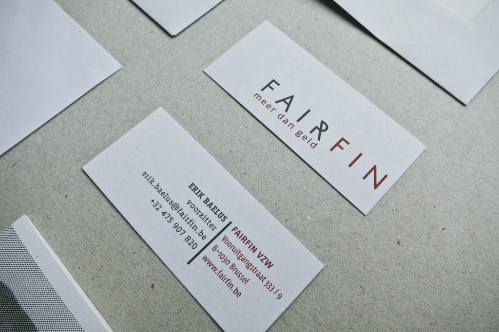 Huisstijl | Fairfin