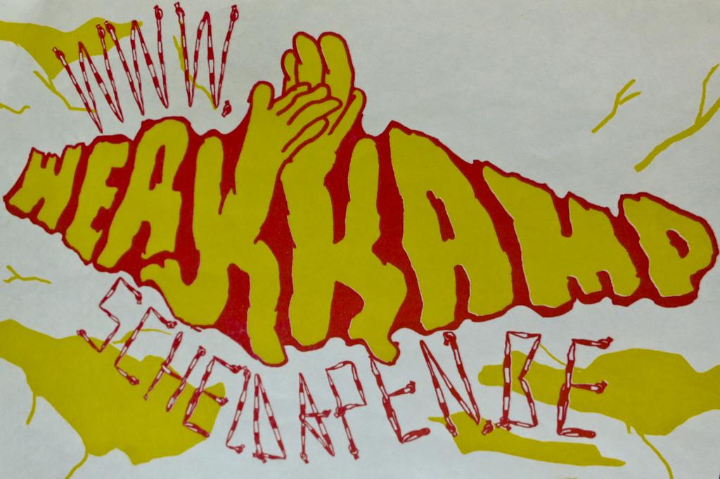 Werkkamp 2011 | Scheld'apen