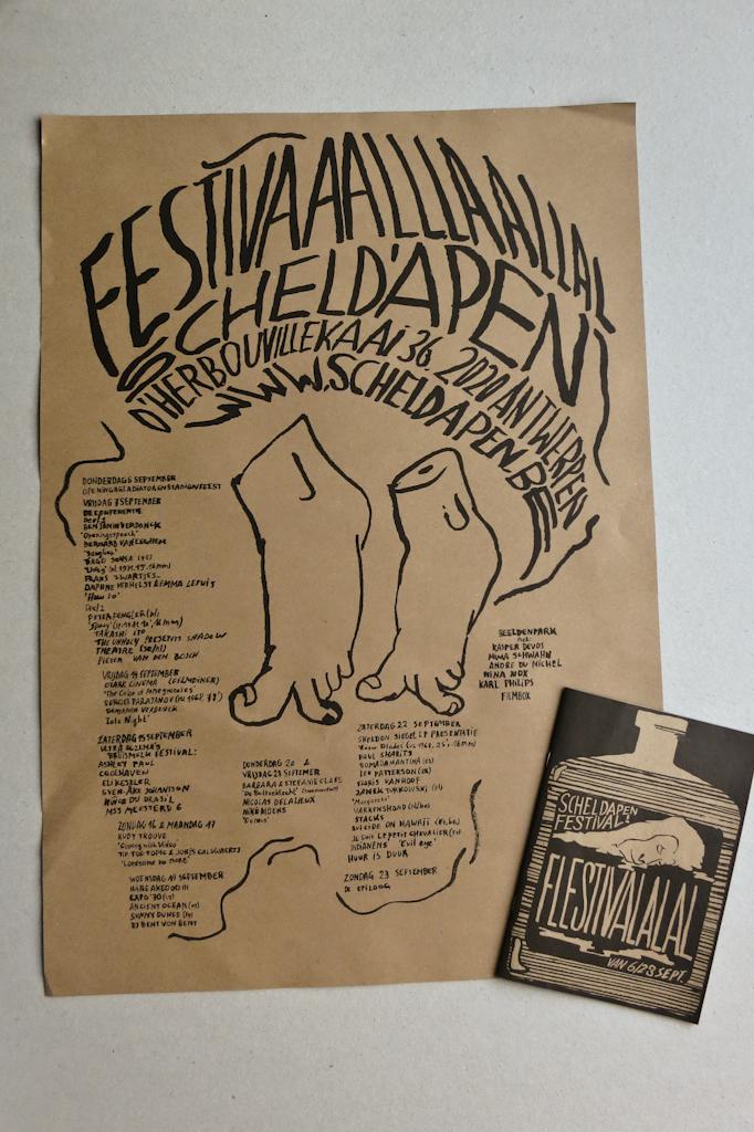 Festivaaalllaallal 2012 | Scheld'apen