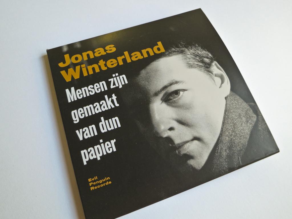 Jonas Winterland | Mensen zijn gemaakt van dun papier