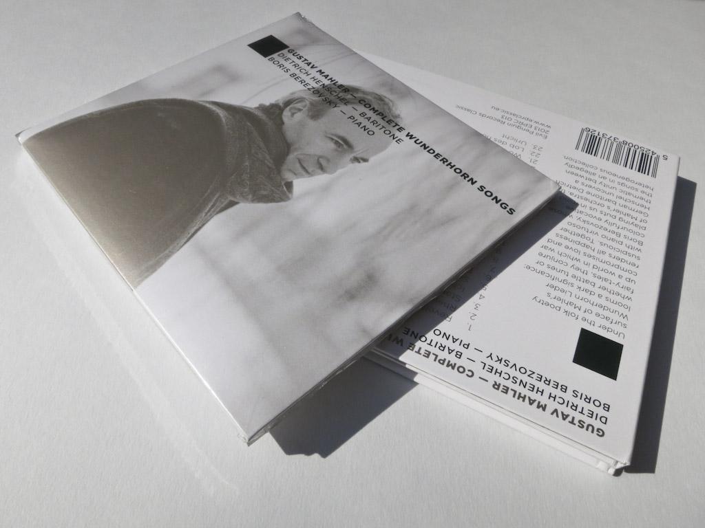 Evil Penguin Records | Gustav Mahler door Dietrich Henschel en Boris Berezovsky